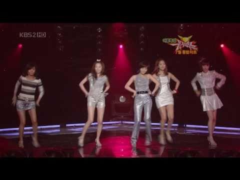 Wonder Girls So Hot Live Awesome!!!