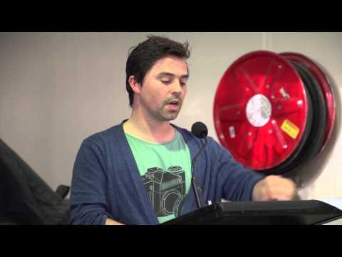 Gareth Jenkins at the Sydney Writers Festival