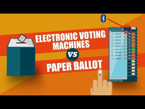 Electronic Voting Machines vs Paper ballot — which is more reliable?