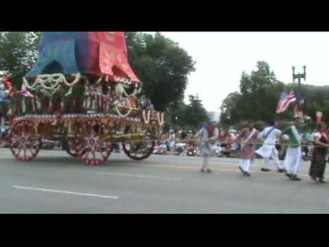 Pictures of Festival of India - ISKCON Rathyatra, Washington DC, USA