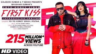 First Kiss – Yo Yo Honey Singh Ft Ipsitaa Video HD
