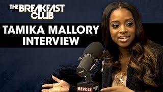 Tamika Mallory On Her Appearance On The View, The Women's March & Tangible Change Within Communities