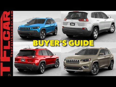 Watch This Before Your Buy A 2019 Jeep Cherokee: TFL Expert Buyer's Guide