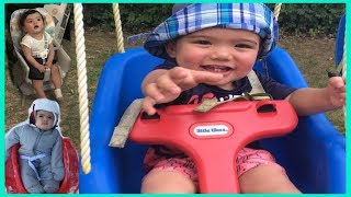 The Funniest And Cutest Baby Video - Elijah's Video Compilation