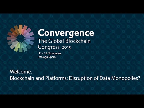 Keynote Speech by Roberto Viola. Blockchain and Platforms: Disruption of Data Monopolies? photo