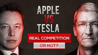 Apple's Genius Plan To Challenge Tesla: Apple Car VS Tesla - Finally REAL Competition?