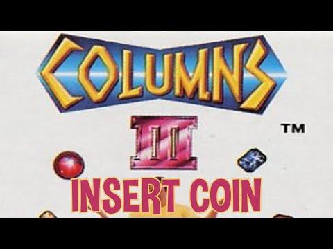 Columns III: Revenge of Columns (1993) - Mega Drive - Level Normal
