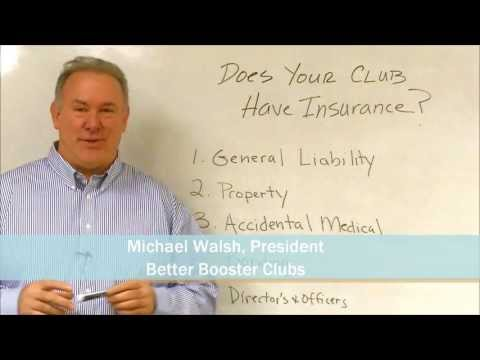 Does Your High School Booster Club Have Proper Insurance?