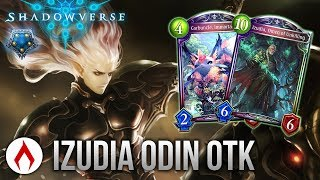 [Shadowverse] Izudia Odin Wombo Combo