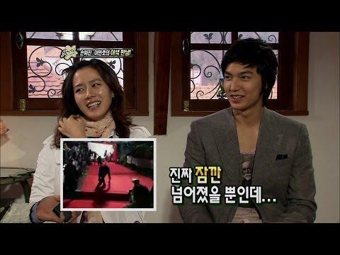 【TVPP】Lee Min Ho - Live Together with Son Ye Jin, 이민호 - 게이(라고 오해받는) 이민호와 손예진의 색다른 동거! @ Section TV