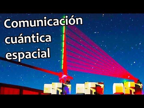 Lograda la primera comunicación cuántica espacial | Noticias 19/6/2017