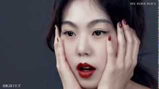 BURBERRY with Kim Min Hee