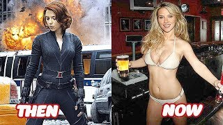 30 Superhero Characters Marvel ★ Then And Now ★ 2018