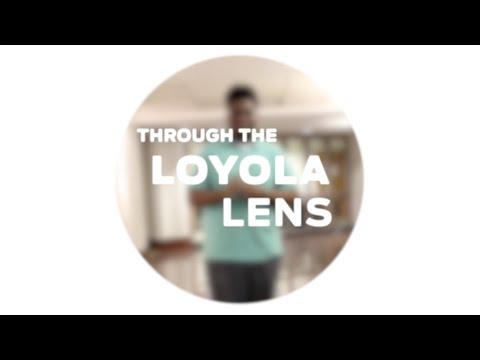 Through the Loyola Lens: Trenton Stillwell