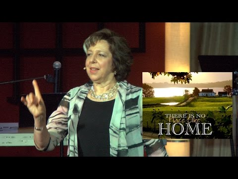 May 10, 2015   There is No Place Like Home, Pastor Vicki Doubroff