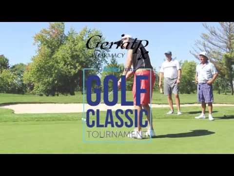 2016 GeriatRx Better Living Golf Classic
