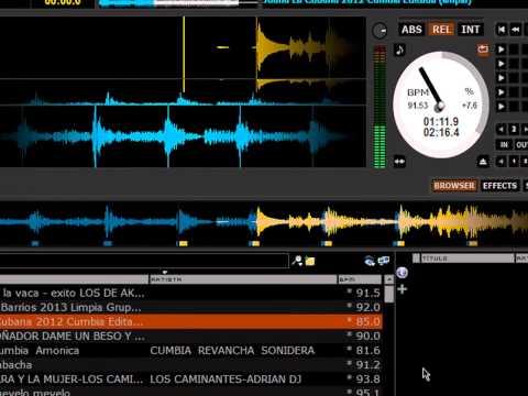 cumbia mix en vivo dj Rovin