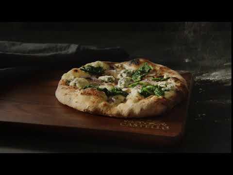 Castello Crumbly Blue – kruunaa uunituoreen pizzan
