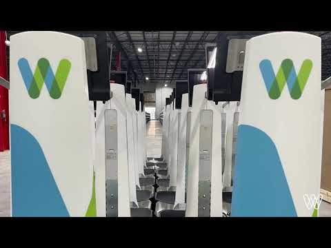 Whiplash opens second fulfillment center in Columbus Ohio to service the growing domination of ecommerce.