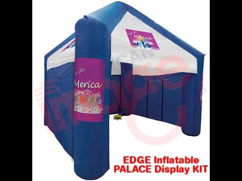Palace Inflatable Display