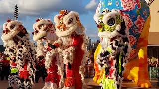 CHINESE NEW YEAR 2018 FESTIVAL IN SYDNEY
