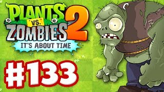 Plants vs. Zombies 2: It's About Time - Gameplay Walkthrough Part 133 - Gargantuar Party (iOS)