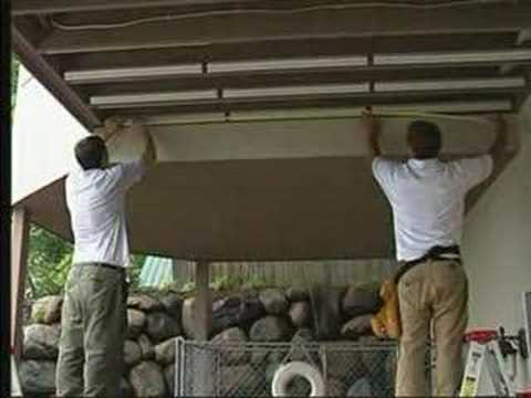 Underdeck Installation Video Youtube