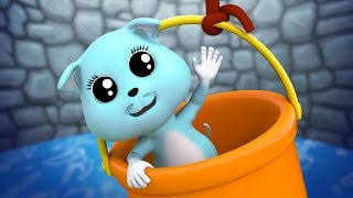 Ding Dong Bell | Nursery Rhymes Songs | Video For Kids by Farmees