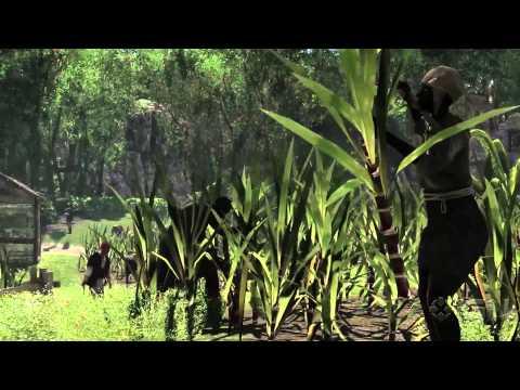 Assassin's Creed IV: Black Flag -- Freedom Cry - Gameplay Walkthrough Trailer