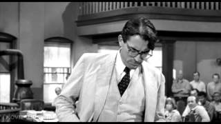 To Kill a Mockingbird - Atticus Finch's closing argument