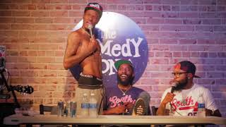 The 85 South Show Live Comedy Show in Greenville Part 2 w/ @kalousm @dcyoungfly & @chicobean