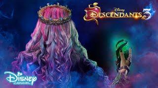 Descendants 3 | The New Villainess 🖤 | Disney Channel UK