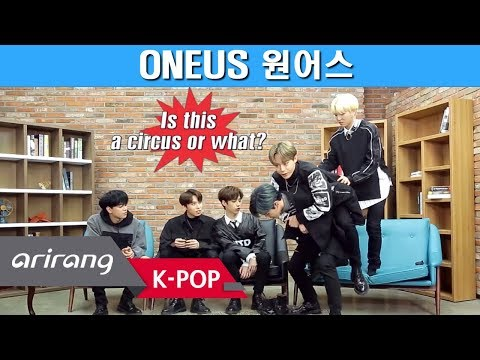 [Pops in Seoul] Valkyrie! ONEUS(원어스) Members' Self-Introduction
