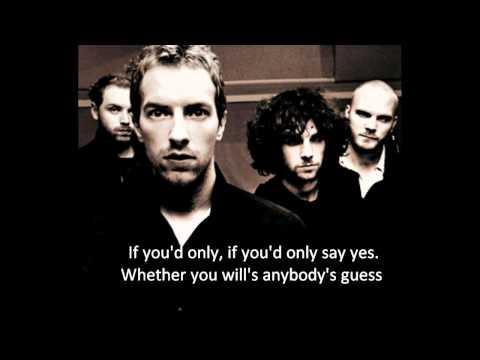 Coldplay Yes/Chinese Sleep Chant Lyrics