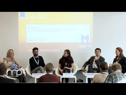 """Diskussion: Wie die Digitalisierung das Berufsbild """"JournalistIn"""" verändert"""