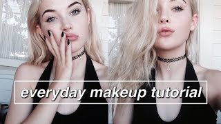 EVERYDAY MAKEUP TUTORIAL | okaysage