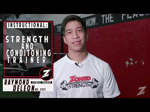 Welcome Ray deLeon to Zoned Sports