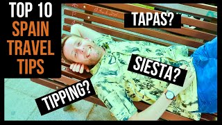 10 Things You MUST Know Before Coming to Spain 🇪🇸
