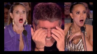 The Best Top 6 AMAZING Auditions   America's Got Talent 2017
