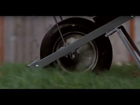 Marathon Tires Flat-Free Wheelbarrow Tire - 5/8in. Bore, 3.50/2.508in.