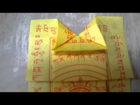 66324-3 蓮花紙&咒紙 女裝衣服摺紙製作(二) ...