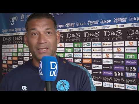 Henk Fraser blikt vooruit op het duel met PEC Zwolle