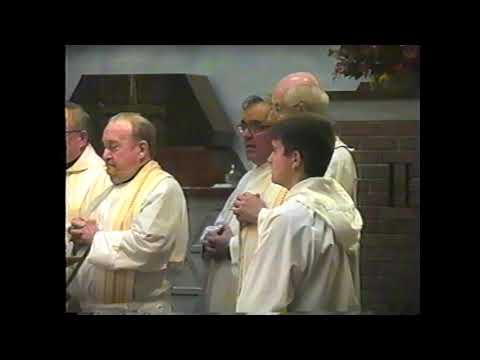 Sacred Heart Church Rededication  11-7-04