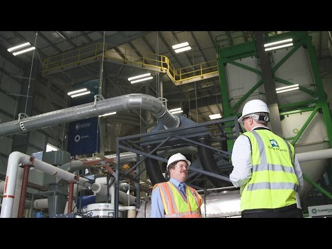 World's Largest Nutrient Recovery Facility