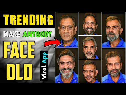 Make Anybody FACE OLD With FaceApp | How FaceApp Works In Mobile 2019 | How to Use FaceApp in Hindi