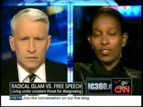 CNN :    Anderson Cooper Muslims Threaten To Kill South Park Creators