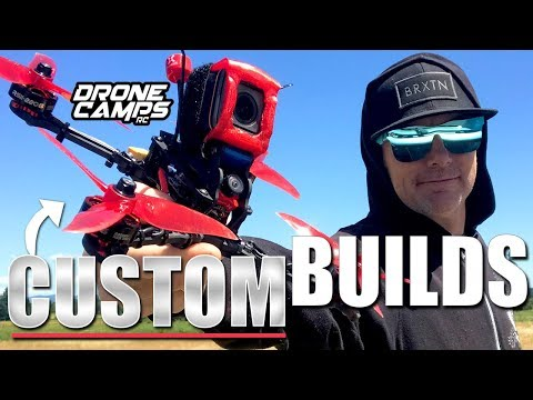 CUSTOM BUILDS - YOUR FIRST RACE QUAD build featuring the EMAX Magnum Mini 2