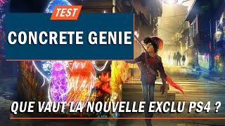 Vidéo-Test : CONCRETE GENIE : Que vaut la nouvelle exclu PS4 ? | TEST