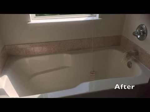 May's Tub Resurfacing Projects | Custom Tub and Tile - 240-668 -4208