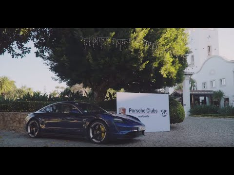 Porsche Experience: Club Presidents test the Taycan